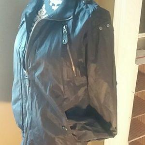 EUC Fox Deluxe Limited Edition Black Jacket Medium